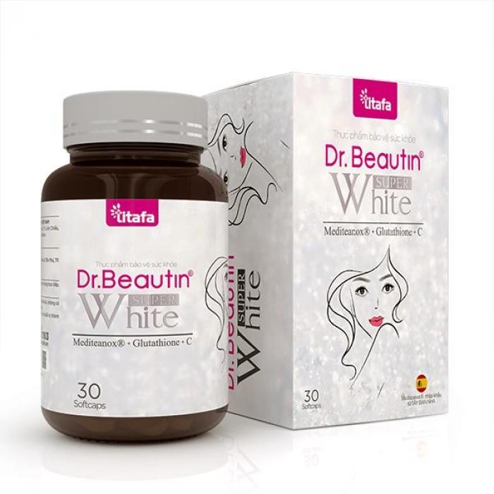 Viên trắng da DR. BEAUTIN SUPER WHITE